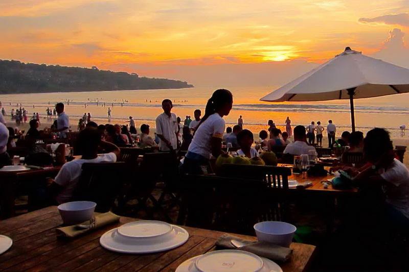 Cafe Seafood Jimbaran