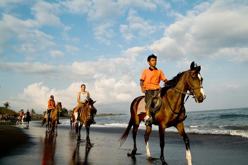 Horse Riding di Canggu