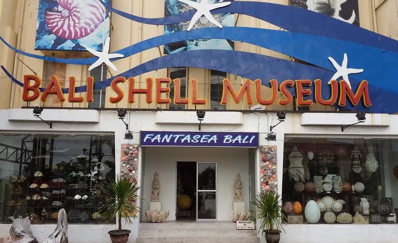 Bali Shell Museum
