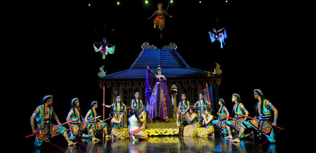 Pertunjukan Devdan Show