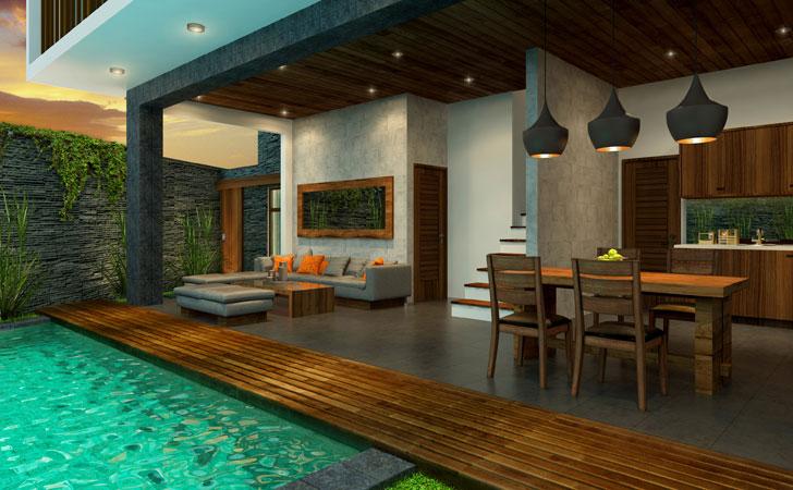 The Canggu Boutique Villas and Spa