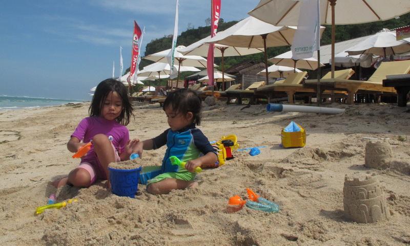 Liburan Bersama Anak di Bali