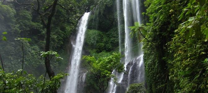 10 Pesona Air Terjun Terindah di Bali yang Layak Anda Kunjungi