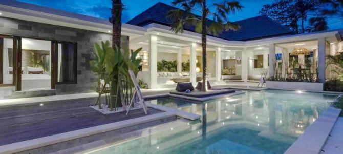 8 Villa Untuk Keluarga di Pulau Bali