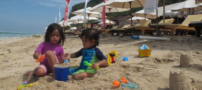 Tips Berlibur di Bali Bersama Bayi dan Anak