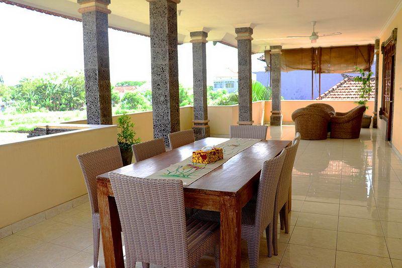 Ruang Makan di lantai 2