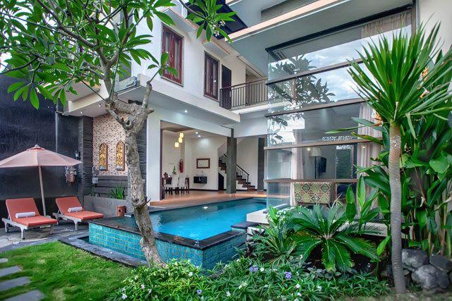 3 Kamar Villa Nakula Seminyak dengan Private Pool