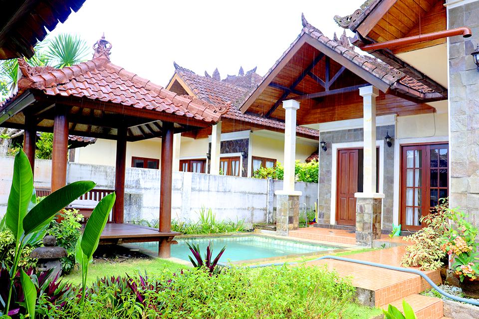 Villa 2 Kamar Di Ungasan Untuk Sewa Mingguan/Bulanan