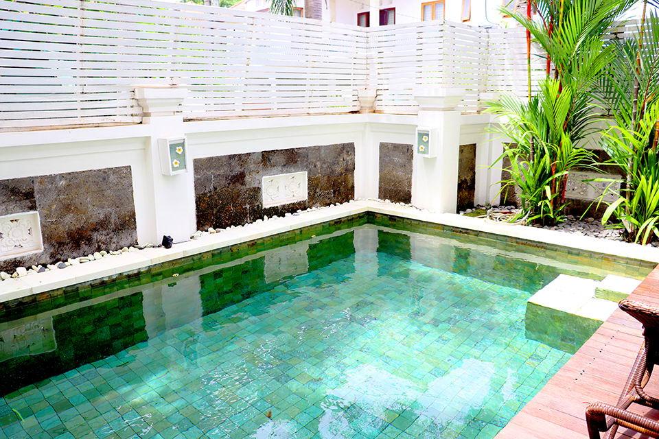 Villa 3 Kamar Tidur dengan Private Pool di Jimbaran