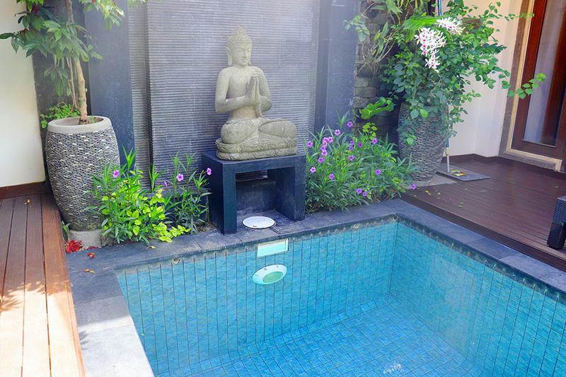 Villa Murah Dengan 2 Kamar Tidur dan Private Pool