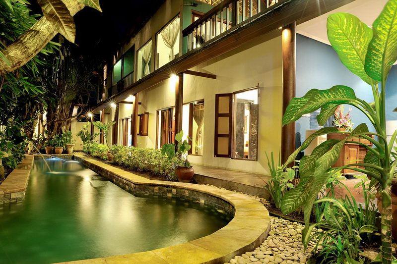 Villa Catur Kembar